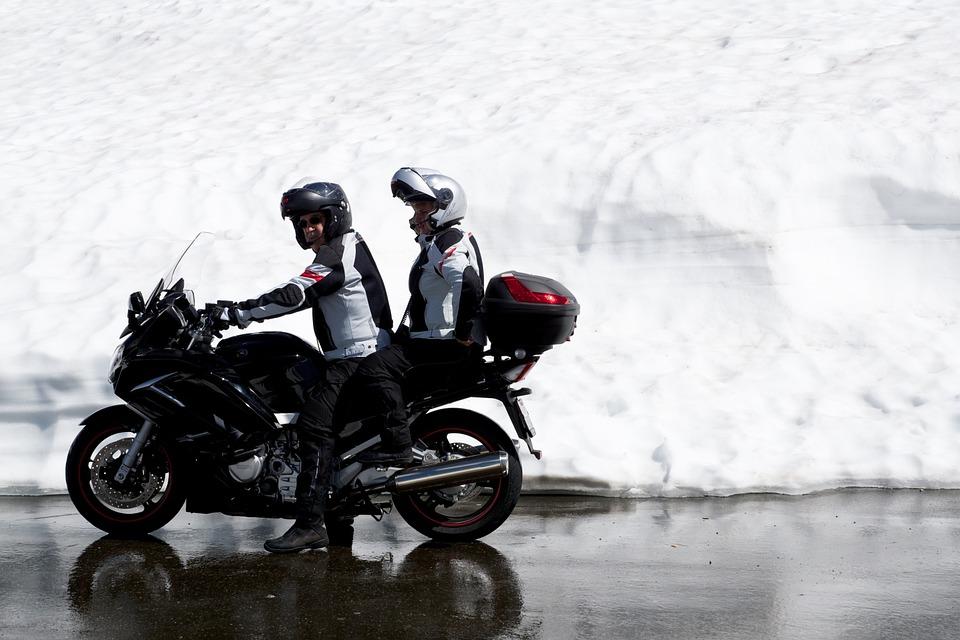 L'equipament per anar en moto
