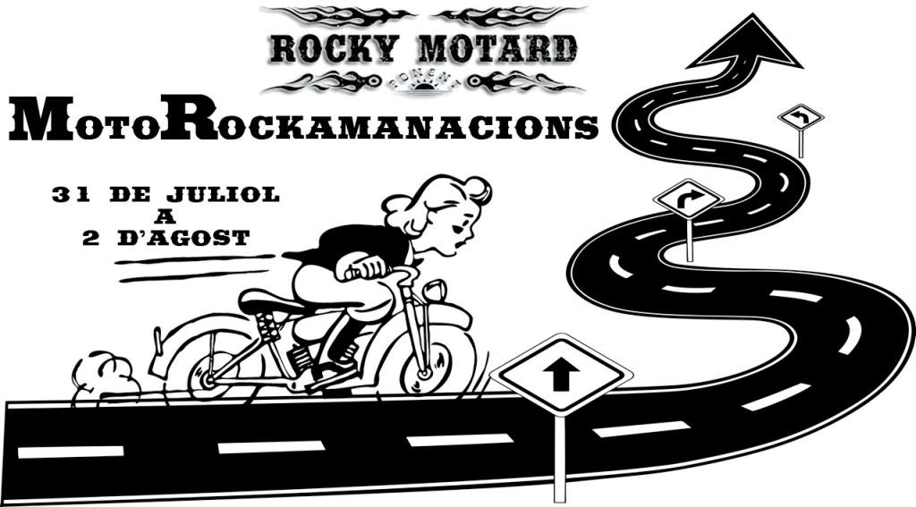 MotoRockamanacions (31 de juliol a 2 d'agost)