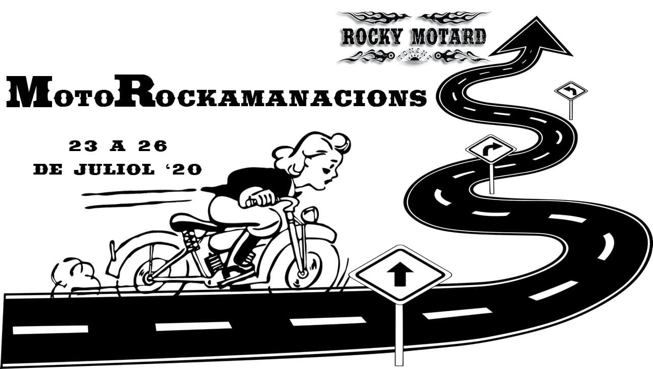 MotoRockamanacions (23 a 26 de juliol)