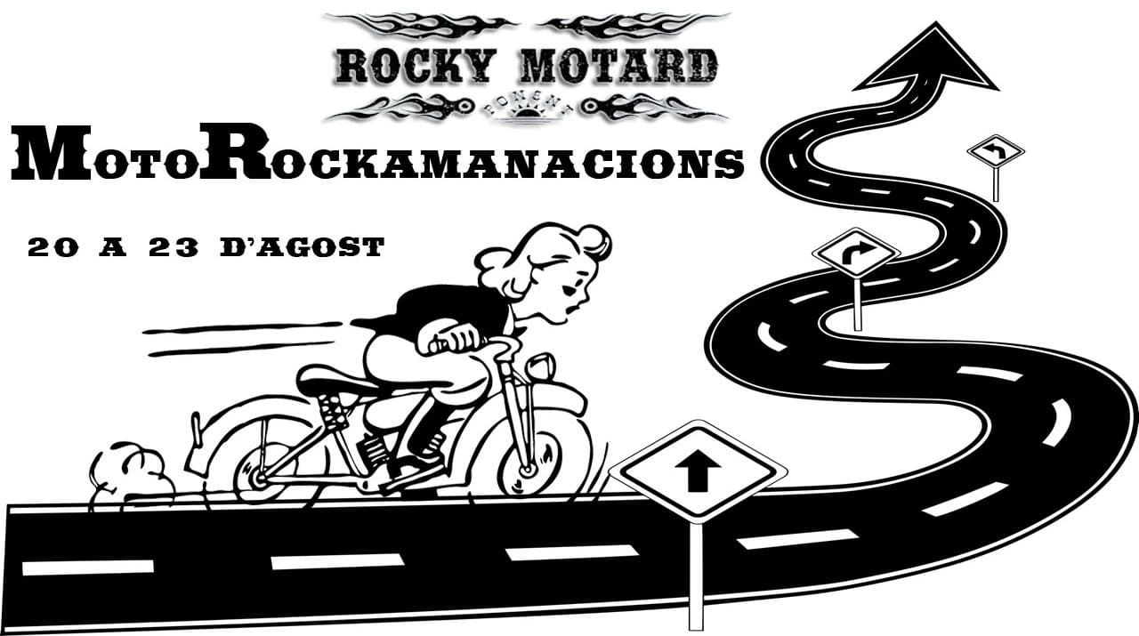 MotoRockamanacions (20 a 23 d'agost)