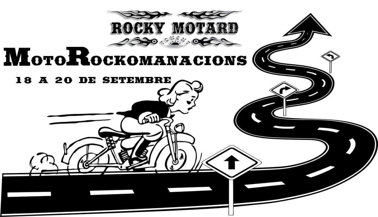 MotoRockomanacions (18 al 20 de setembre)