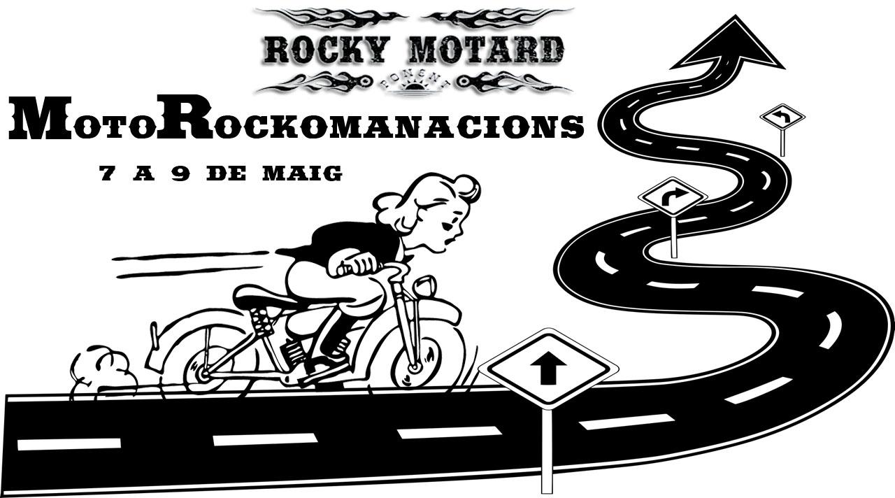 MotoRockomanacions 7 a 9 de maig